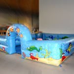Inflatable Childrens Play Area