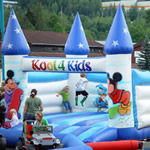 Kool 4 Kids bouncy Castle