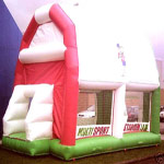 multi sports stadium inflatable
