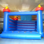 The Fun Factory Bouncy Castle